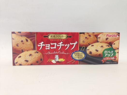 Choco Chip Cookie 12p