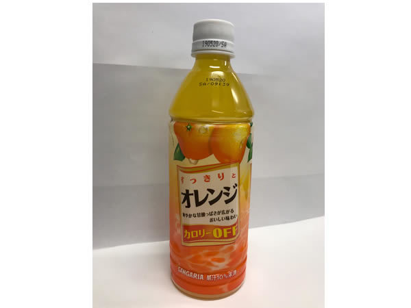 Sukkiri Orange Juice