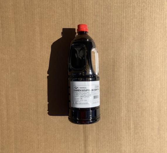 RAMEN SOUP BASE (SHOYU) 1.8L