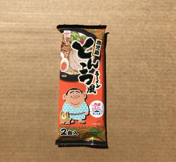 TONKOTSU KAGOSHIMA RAMEN 2P