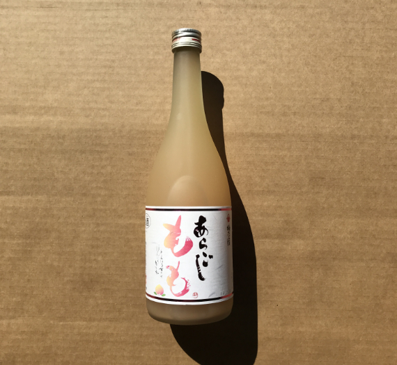 ARAGOSHI MOMO SHU (PEACH) 720ML