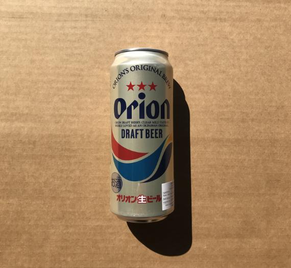 ORION DRAFT BEER 500ML (1ctn)
