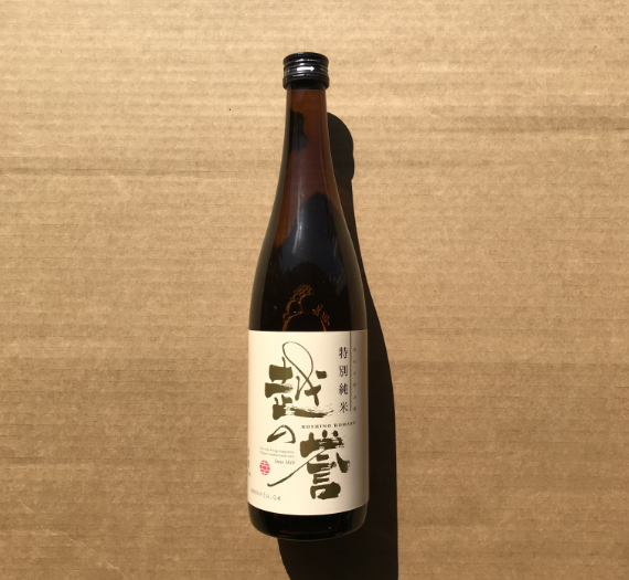KOSHINO HOMARE TOKUBETSU JUNMAI 720ML