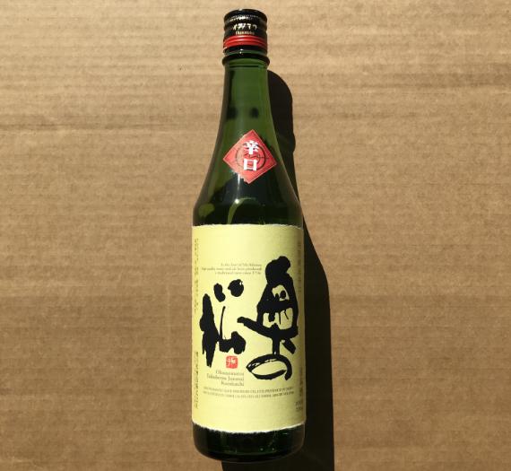 TOKUBETSU JUNMAI KARAKUCHI 720ML