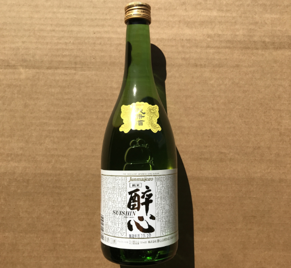 SUISHIN JUNMAI 720ML
