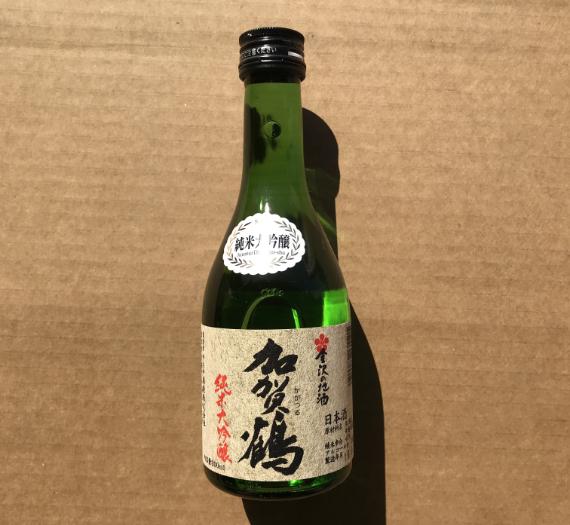 KAGATSURU JUNMAI DAIGINYO 300ML