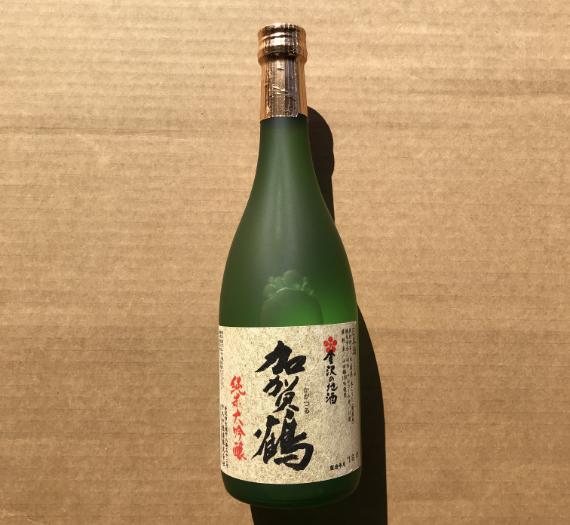 KAGATSURU JUNMAI DAIGINYO 720ML