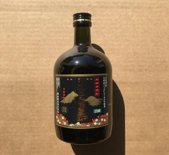 KURO KIRISHIMA 25% 720ml