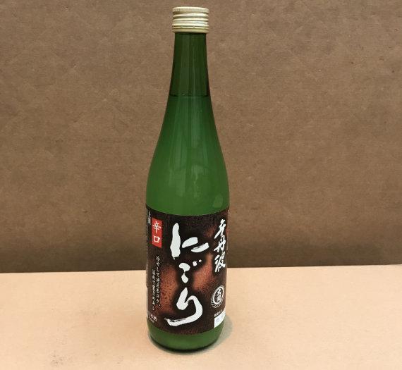 Karatanba Nigori (Cloudy Sake) 720ml